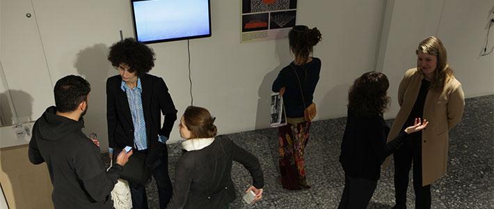 crypto exhibition opening