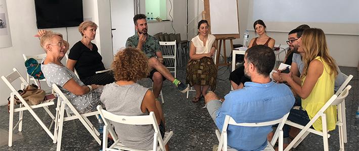 Koraly Dimitriadis creative writing workshops