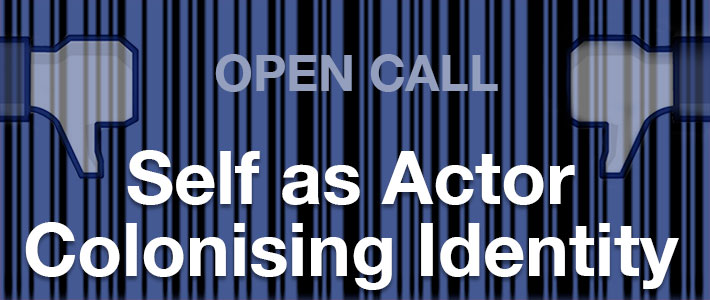 Open call - self as actor