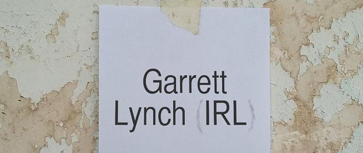 Garrett Lynch (IRL)