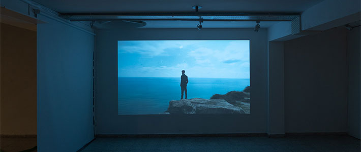 William Wiebe at NeMe Arts Centre