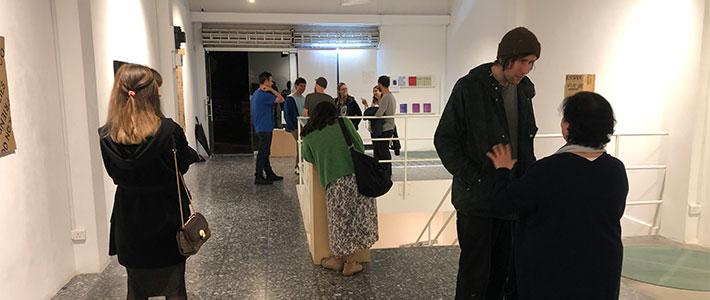Jesse Meredith at NeMe Arts Centre