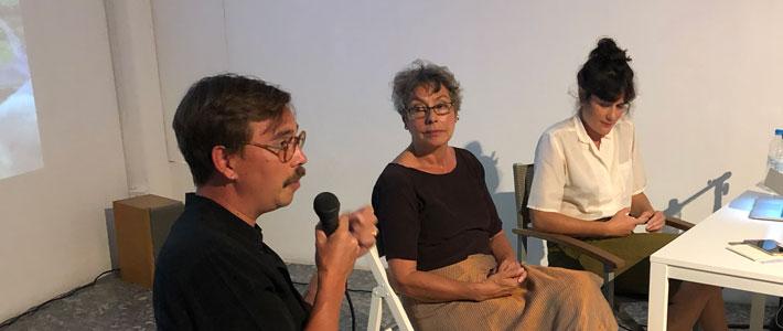 James Bridle, Eva Koch, Bryony Dunne
