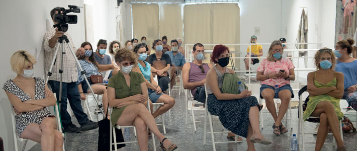Event of a Thread - Performance audience