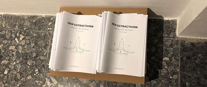 Vladan Joler, New Extractivism