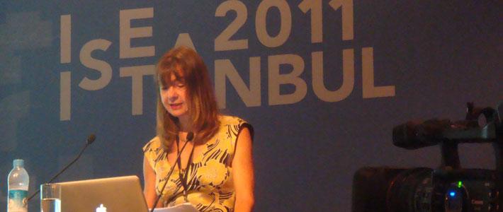 ISEA 2011: Christianne Paul