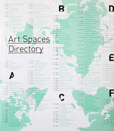 2012 - Art Spaces Directory
