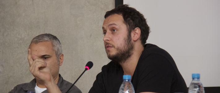 Through the rodablocks, Srećko Horvat