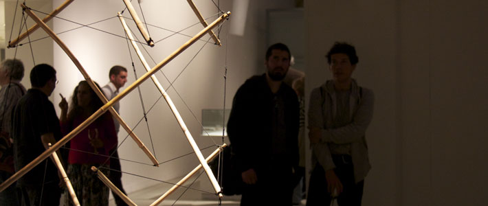 Through the rodablocks, Iannis Zannos, Jean-Pierre Hébert