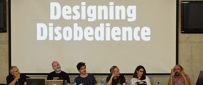 designing disobedience