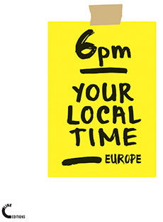 2015 - 6pm your local time europe