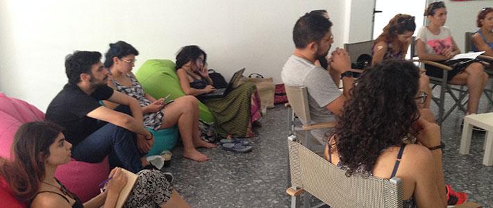 urban emptyness workshop