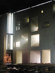 Chapel Ronchamp
