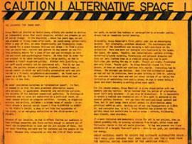Group Material manifesto