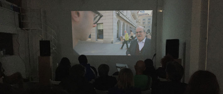 My name is Janez Jansa screening at the NeMe Arts Centre