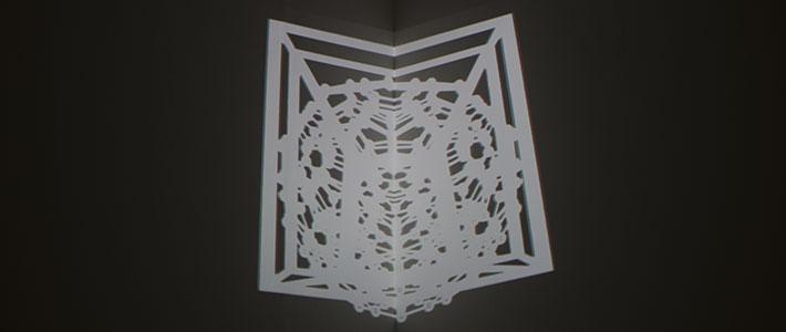 Tim Otto Roth - Hypercube - NeMe Arts Centre